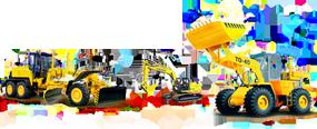 Дорожно-строительная, коммунальная, специальная техника